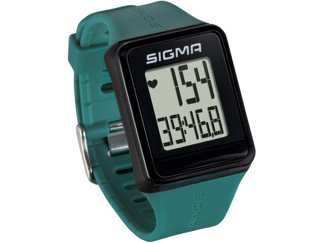 SIGMA SPORT ID.Go Sykemittari, lime green